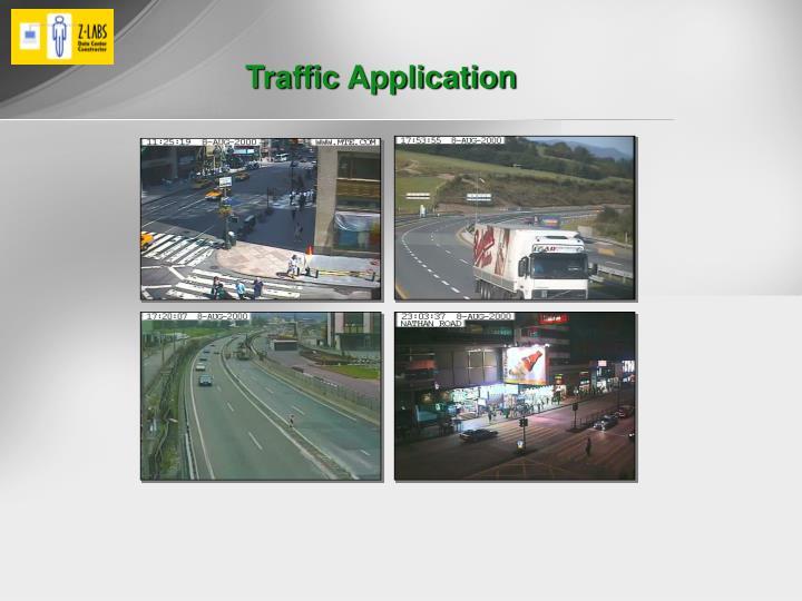 Traffic Application