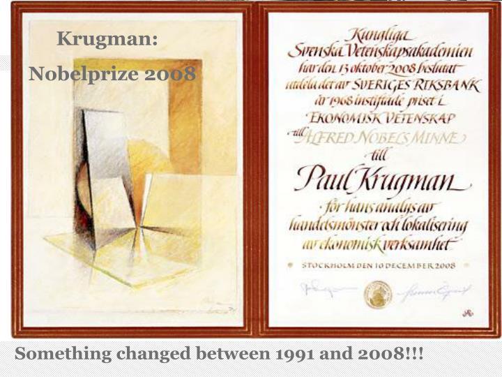 Krugman: