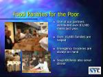food pantries for the poor