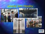 ground zero ministry