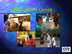 vbs sports camps
