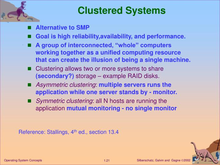 Clustered Systems