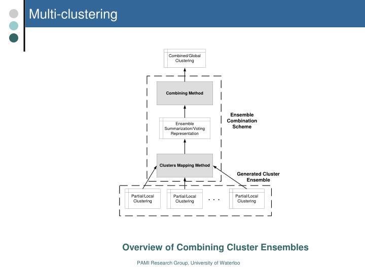Multi-clustering
