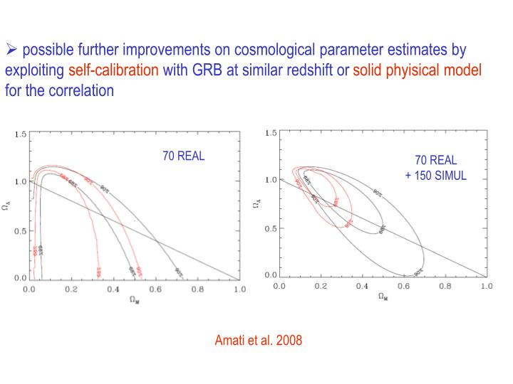 possible further improvements on cosmological parameter estimates by exploiting