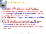 nen partnership