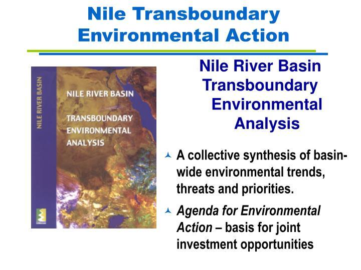 Nile Transboundary