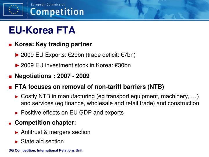 EU-Korea FTA