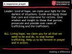 a responsive prayer3