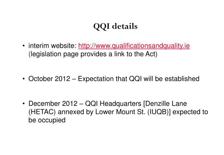 interim website: