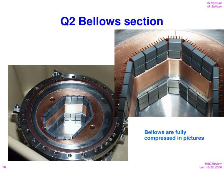 Q2 Bellows section