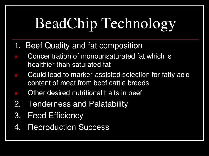 BeadChip Technology