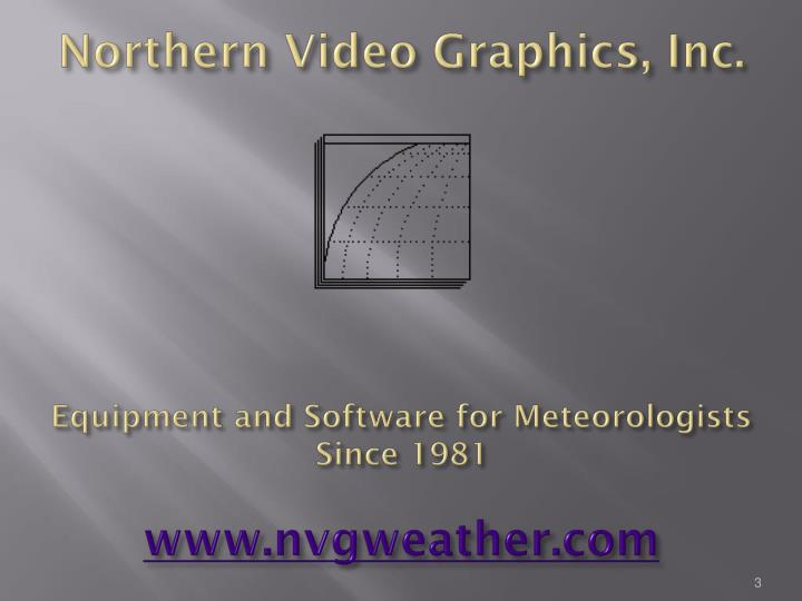 Northern video graphics inc
