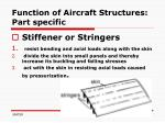 function of aircraft structures part specific3