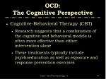 ocd the cognitive perspective5