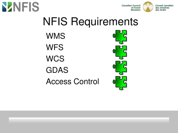 NFIS Requirements