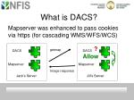 what is dacs5