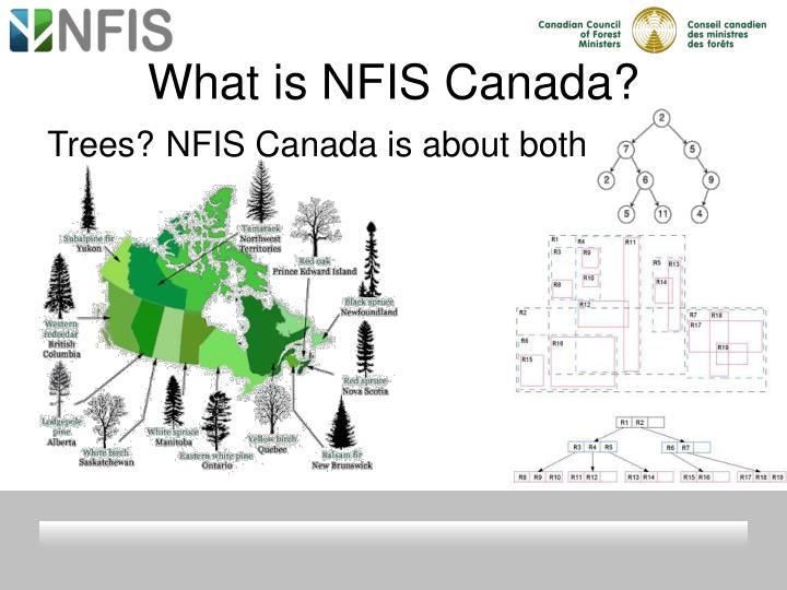 What is NFIS Canada?