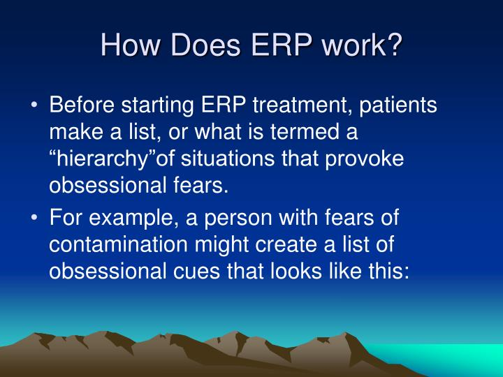 How Does ERP work?