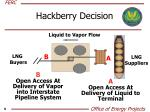hackberry decision