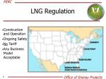 lng regulation