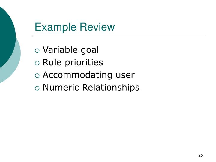 Example Review