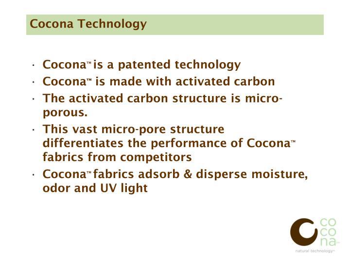 Cocona Technology