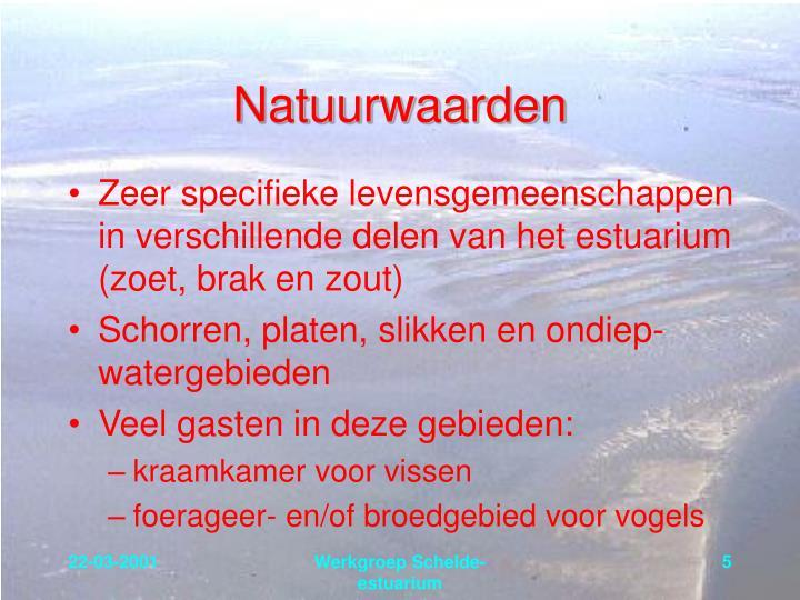 Natuurwaarden