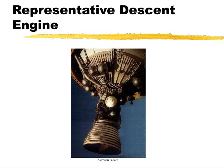 Representative Descent Engine