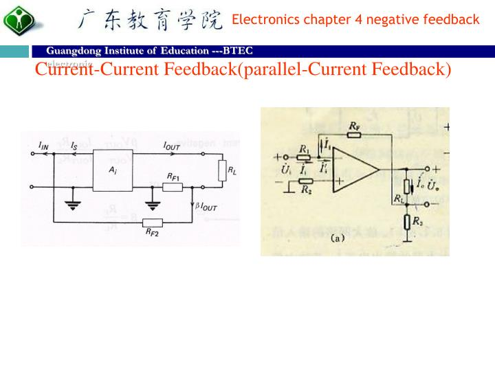 Current-Current Feedback(parallel-Current Feedback)