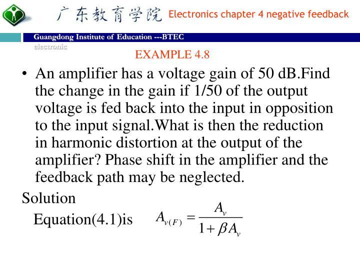 EXAMPLE 4.8