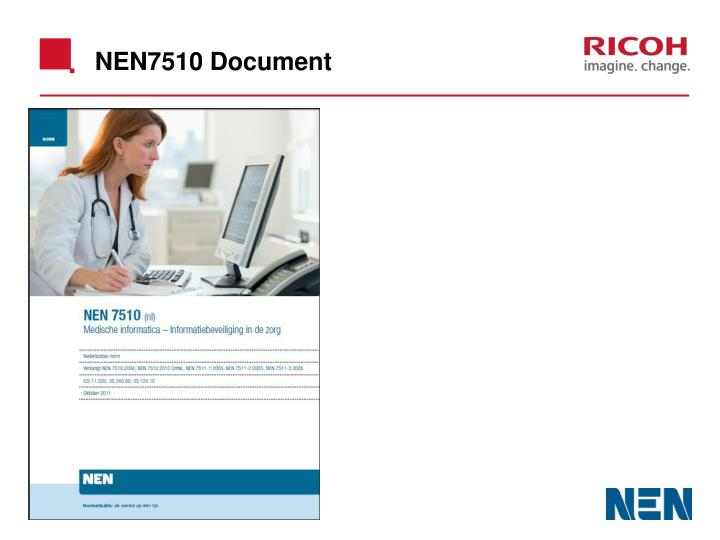 NEN7510 Document