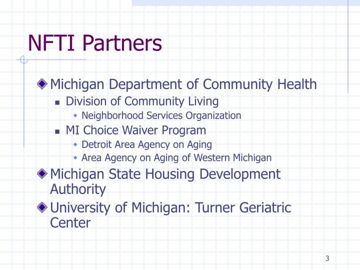NFTI Partners