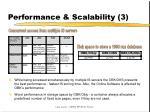 performance scalability 3