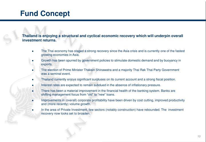 Fund Concept