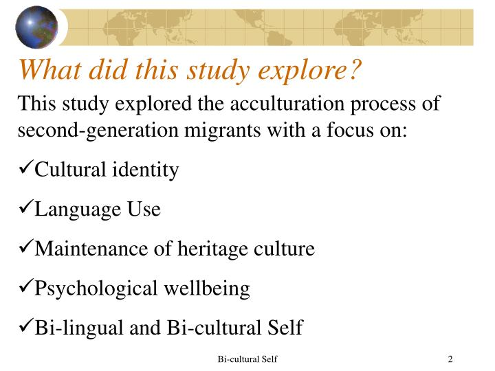 What did this study explore?