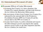 11 1 international movement of labor1