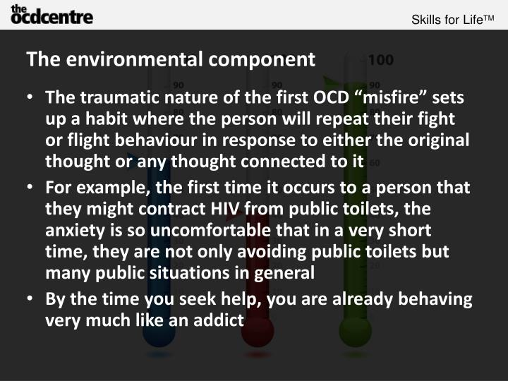 The environmental component