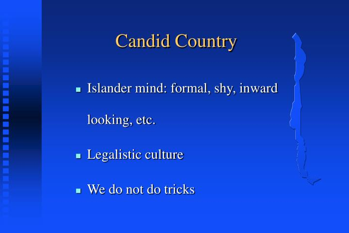 Candid Country