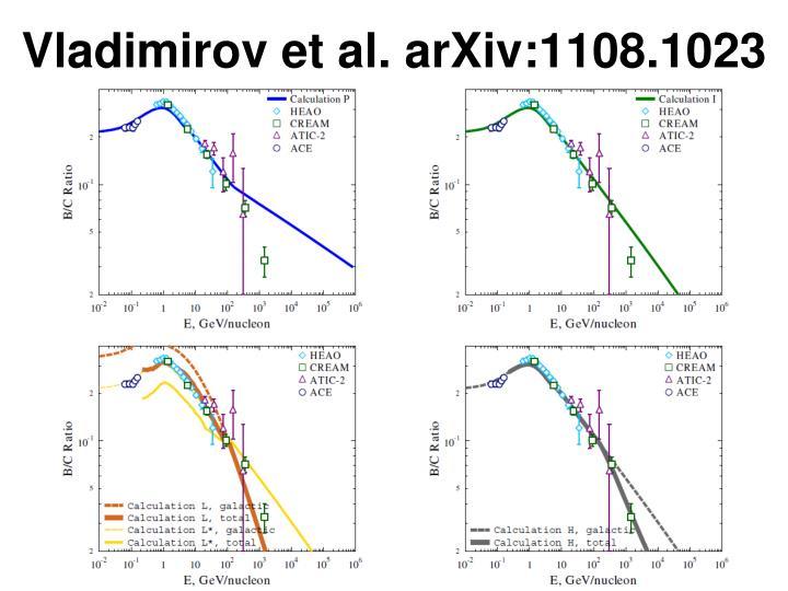 Vladimirov et al. arXiv:1108.1023