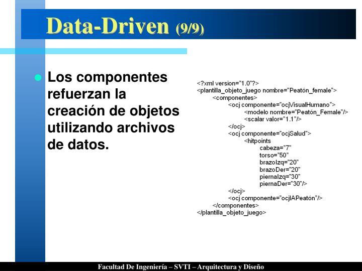 Data-Driven