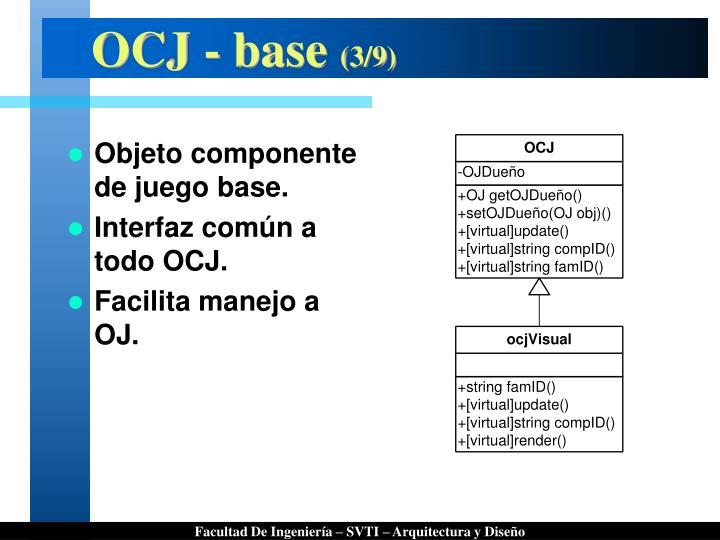 OCJ - base