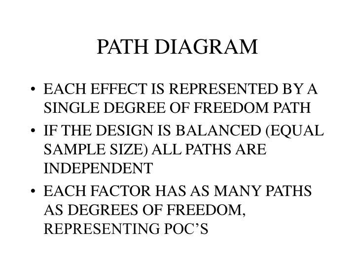 PATH DIAGRAM