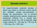 ejemplo pr ctico