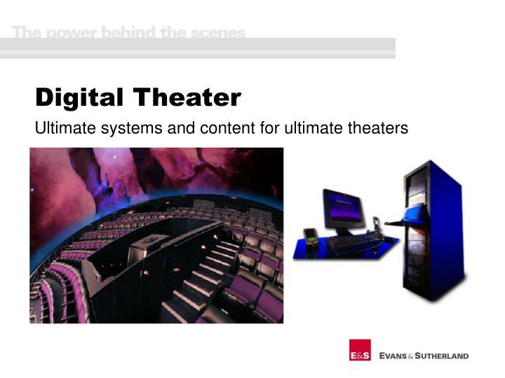 Digital Theater