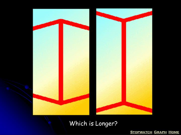 Which is Longer?