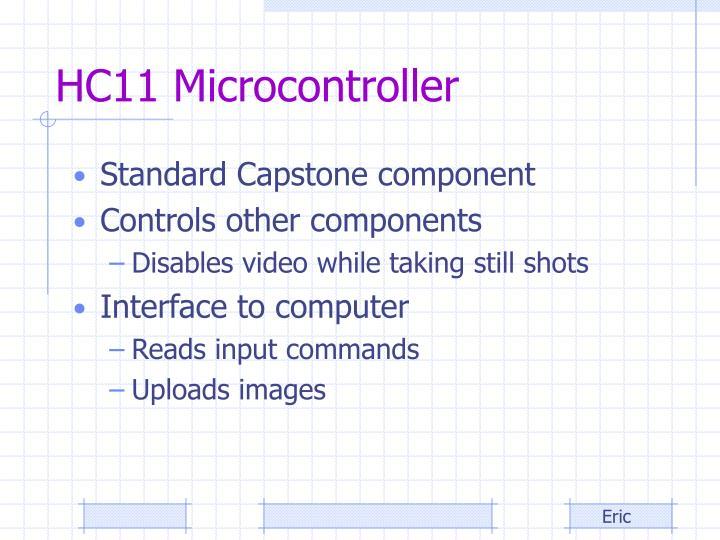HC11 Microcontroller