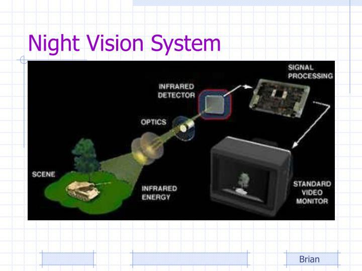 Night Vision System