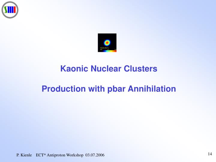 Kaonic Nuclear Clusters