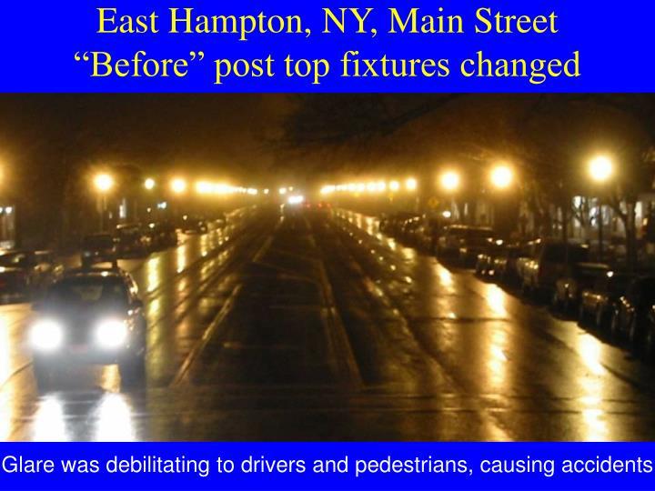 East Hampton, NY, Main Street