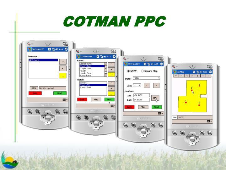 COTMAN PPC